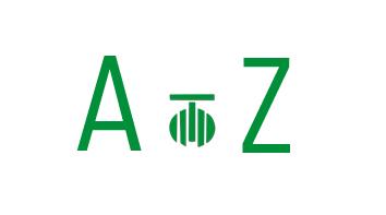 Lieferprogramm von A-Z