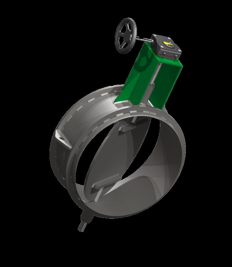 throttle valve ELA