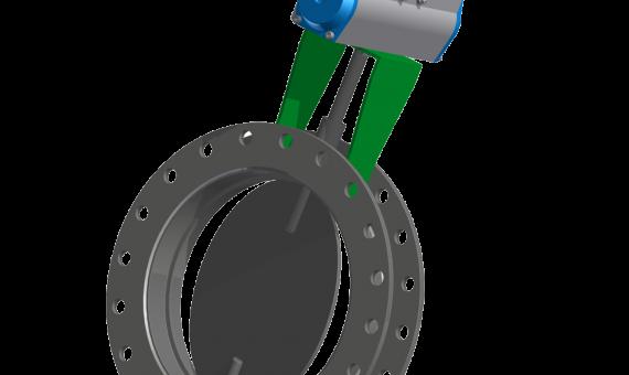 throttle valve FINJA