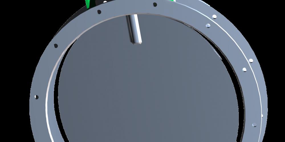 Regelklappe LINA für lufttechnische Anlagen nach DIN 24154